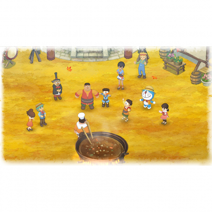 Joc Doraemon Story of Seasons pentru PlayStation 4 4