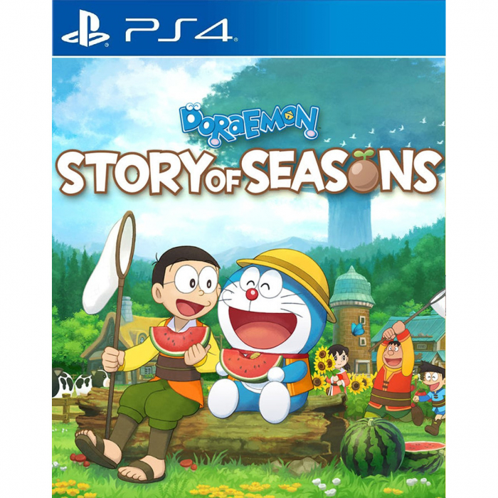 Joc Doraemon Story of Seasons pentru PlayStation 4 0