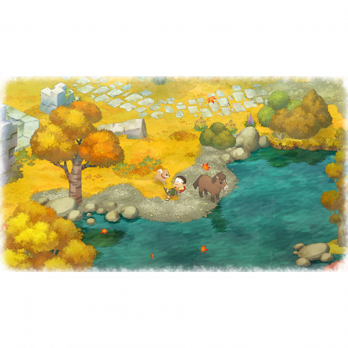 Joc Doraemon Story of Seasons pentru PlayStation 4 5