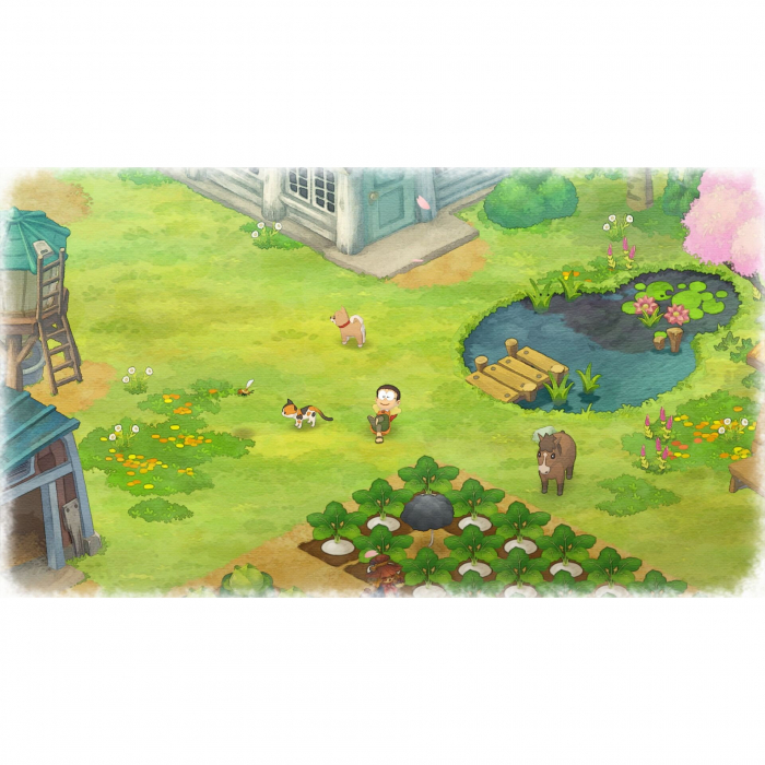 Joc Doraemon Story of Seasons pentru PlayStation 4 1