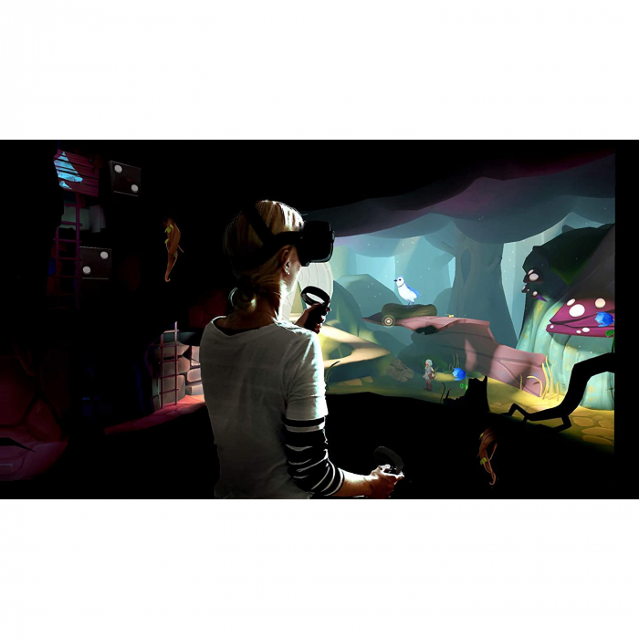 Joc Down the Rabbit Hole VR Pentru PlayStation 4 3
