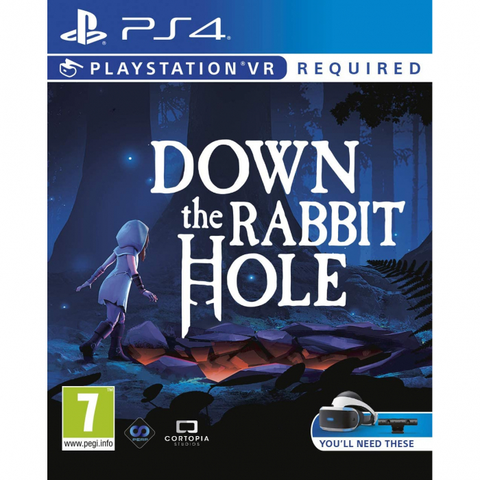 Joc Down the Rabbit Hole VR Pentru PlayStation 4 0