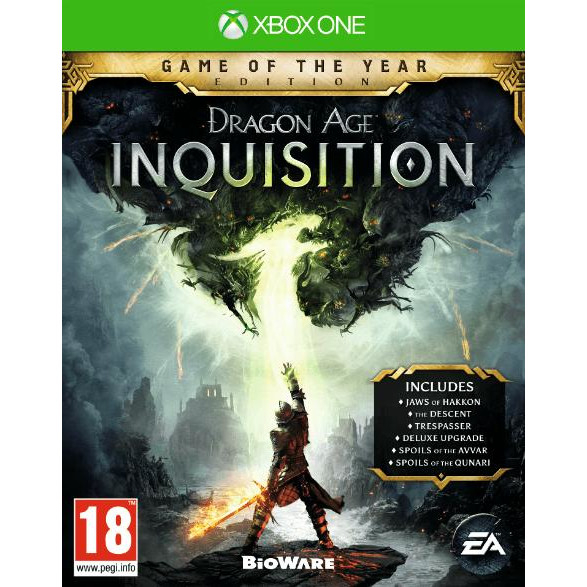 Joc Dragon Age Inquisition Game of the Year Edition Xbox ONE Xbox Live Key Global (Cod Activare Instant) [0]