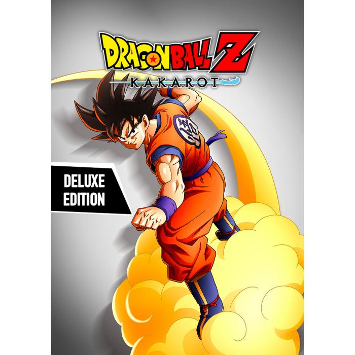 Joc Dragon Ball Z Kakarot Deluxe Edition Steam Key Europe PC (Cod Activare Instant) 0