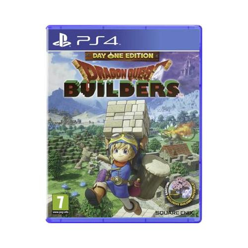 Joc Dragon Quest Builders Ps4 0