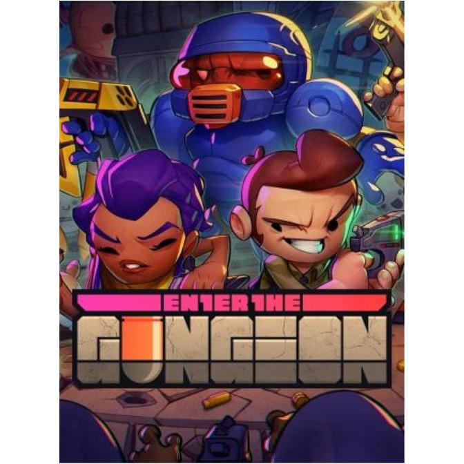 Joc Enter The Gungeon Nintendo Switch Digital Nintendo Key Europe (Cod Activare Instant) 0