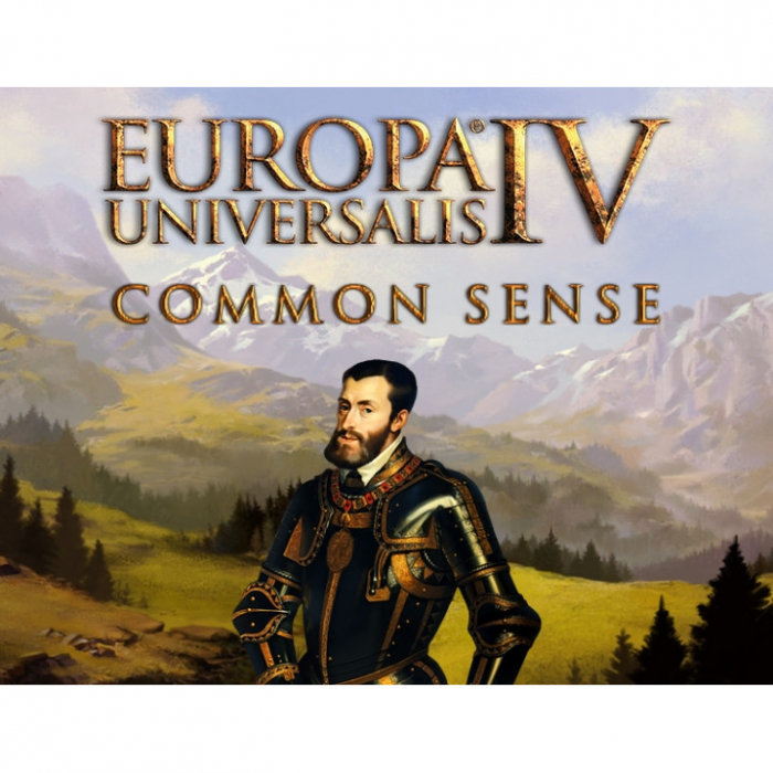 Joc Europa Universalis IV - Common Sense DLC Steam Key Global PC (Cod Activare Instant) 0