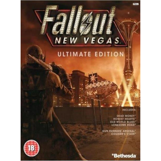 Joc Fallout New Vegas Ultimate Edition Steam Key Europe PC (Cod Activare Instant) 0