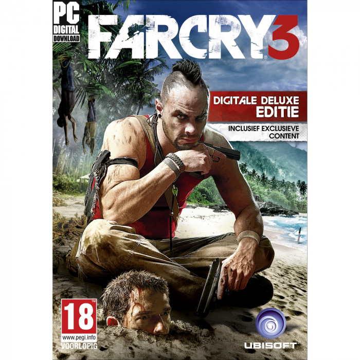 Joc Far Cry 3 Deluxe Edition Uplay Key Global PC (Cod Activare Instant) 0
