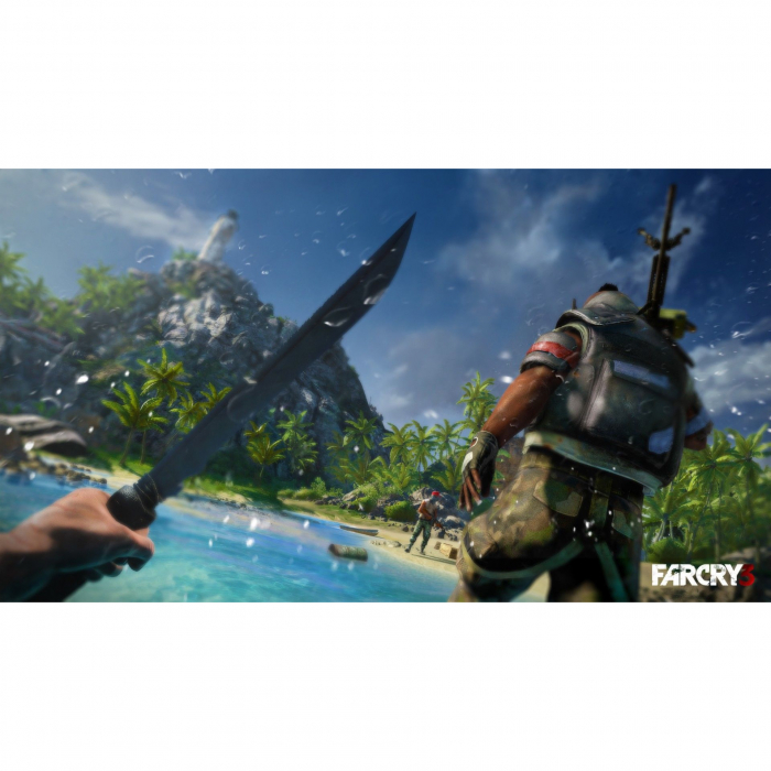 Joc Far Cry 3 Uplay Key Global PC (Cod Activare Instant) 3