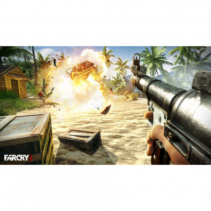 Joc Far Cry 3 Uplay Key Global PC (Cod Activare Instant) 5