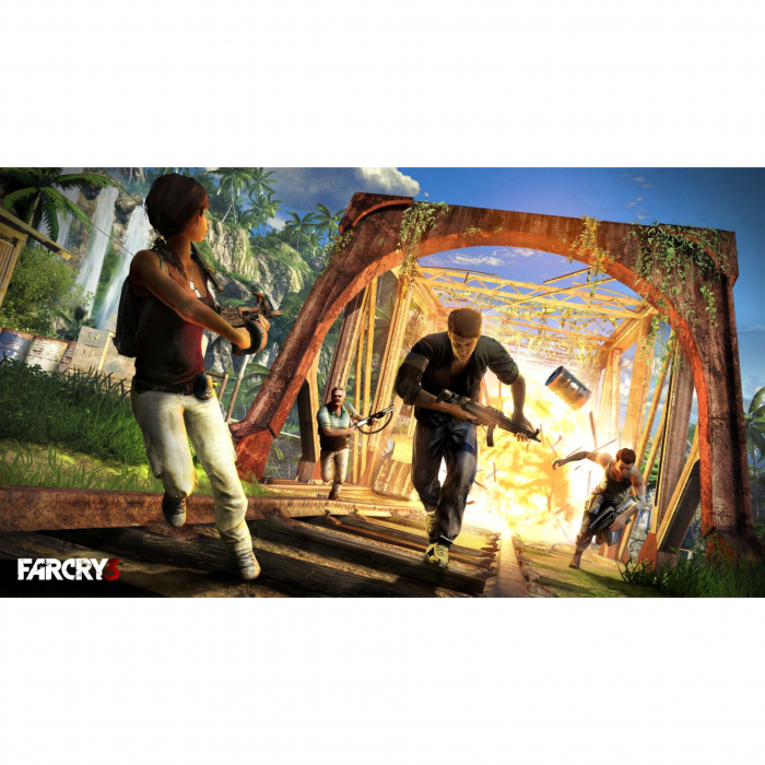 Joc Far Cry 3 Uplay Key Global PC (Cod Activare Instant) 2