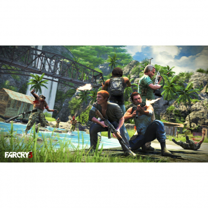 Joc Far Cry 3 Uplay Key Global PC (Cod Activare Instant) 1
