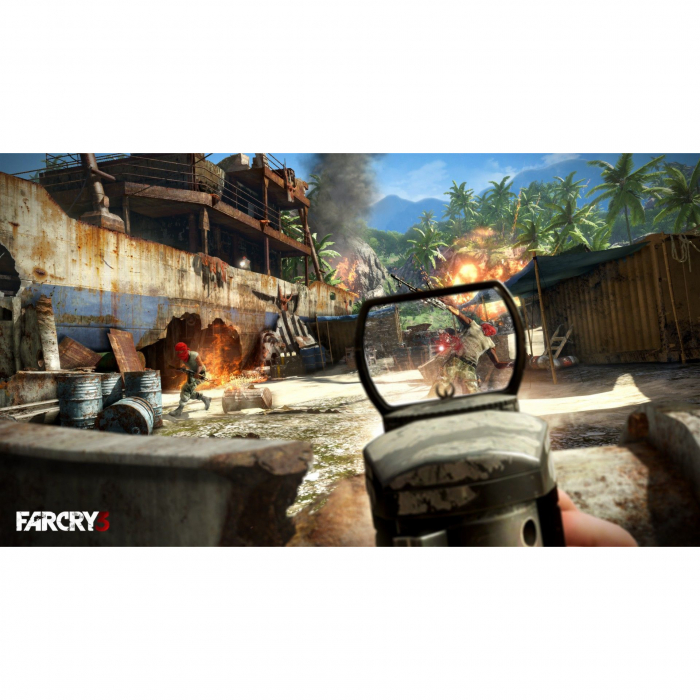 Joc Far Cry 3 Uplay Key Global PC (Cod Activare Instant) 4