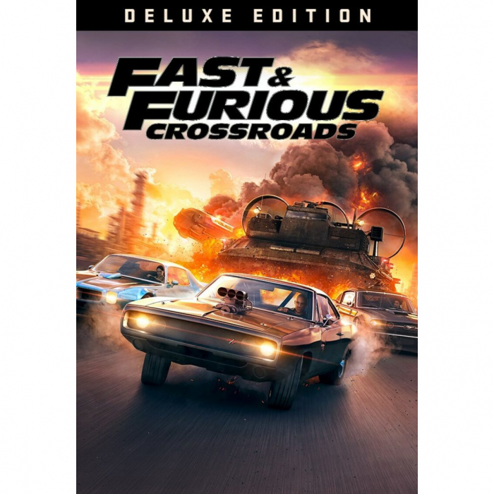 Joc Fast & Furious Crossroads Deluxe Edition Steam Key Global PC (Cod Activare Instant) 0