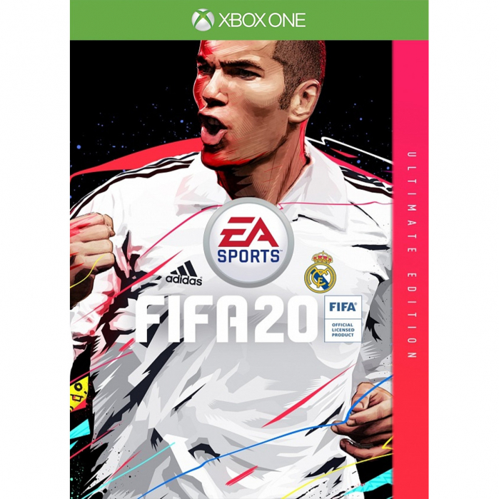 Joc FIFA 20 Ultimate Edition Xbox ONE Xbox Live Key Global (Cod Activare Instant) 0