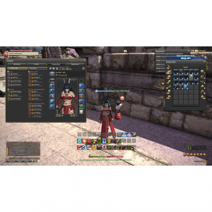 Joc Final Fantasy XIV Shadowbringers Standard Edition - PlayStation 4 3