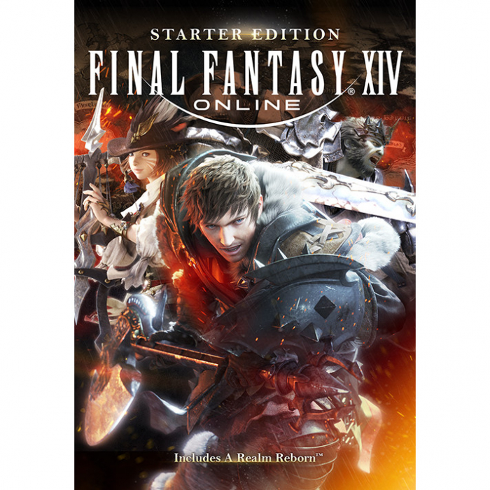 Joc Final Fantasy XIV Starter Edition Mog Station Key Europe PC (Cod Activare Instant) 0