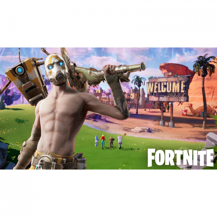 Joc Fortnite Psycho Bundle DLC Epic Games Pentru Calculator 4