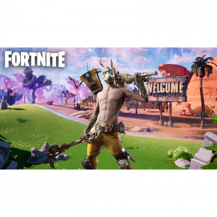 Joc Fortnite Psycho Bundle DLC Epic Games Pentru Calculator 1