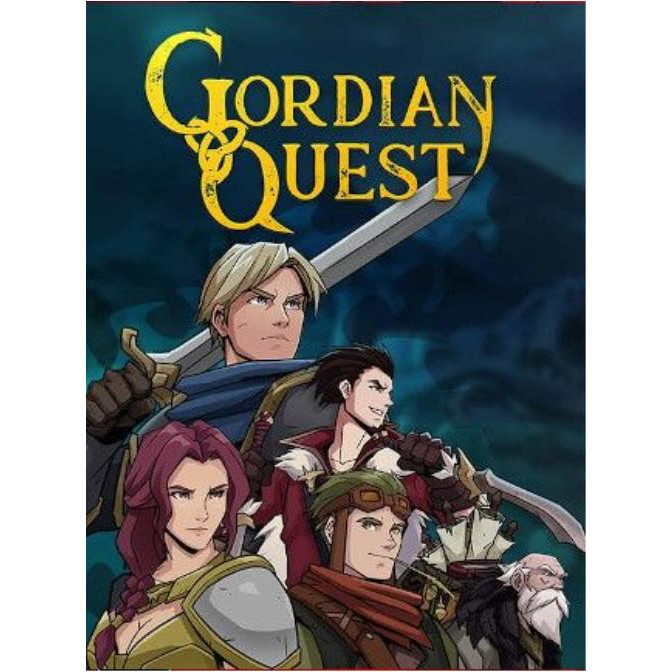 Joc Gordian Quest Steam Key Global PC (Cod Activare Instant) 0
