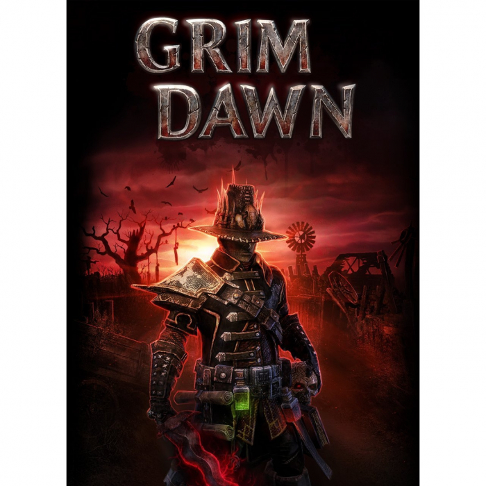 Joc Grim Dawn Steam Key Global PC (Cod Activare Instant) 0