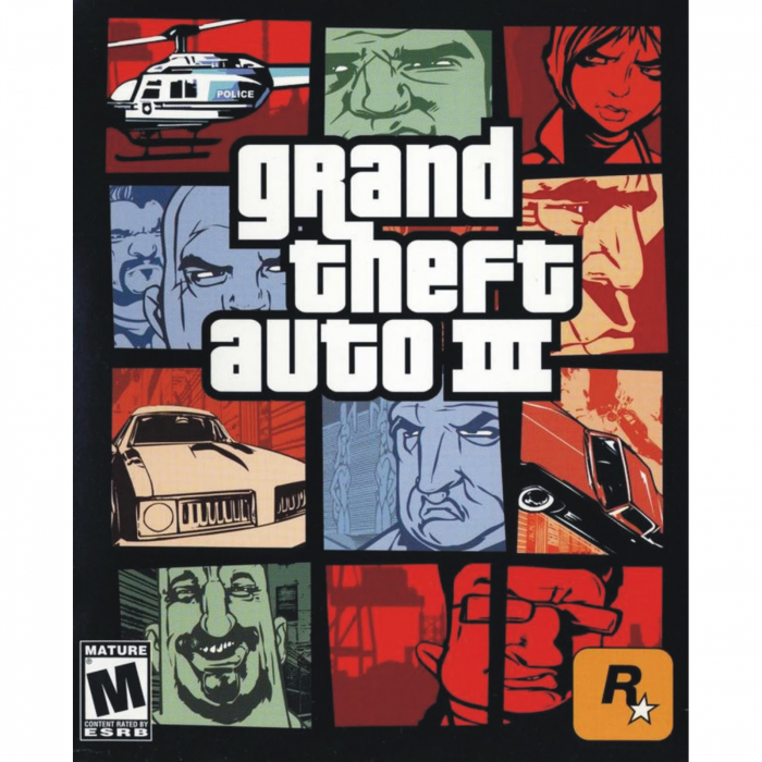 Joc GTA III Steam Key Global PC (Cod Activare Instant) 0