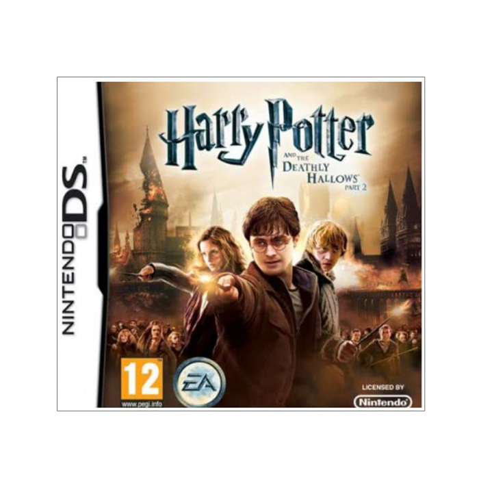 Joc Harry Potter And The Deathly Hallows Part 2 Nintendo Ds [0]
