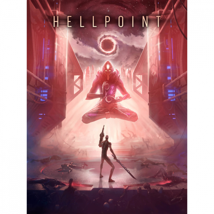 Joc Hellpoint Steam Key Global PC (Cod Activare Instant) 0