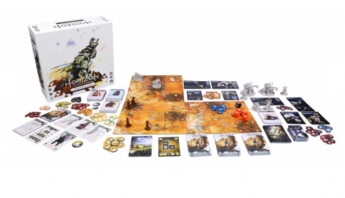 Joc Horizon Zero Dawn Board Game 1