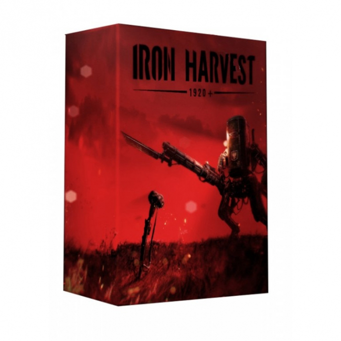Joc Iron Harvest Collector's Edition pentru Calculator 0