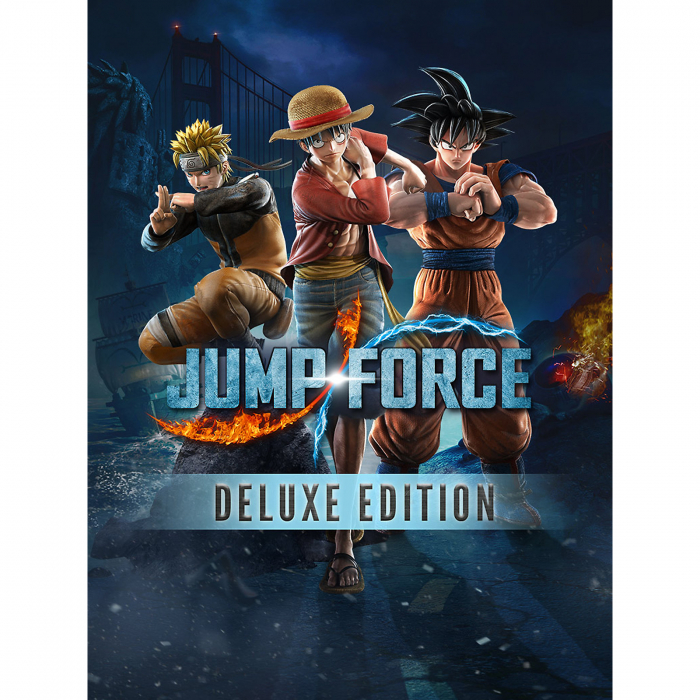 Joc Jump Force Deluxe Edition Steam Key Global PC (Cod Activare Instant) 0