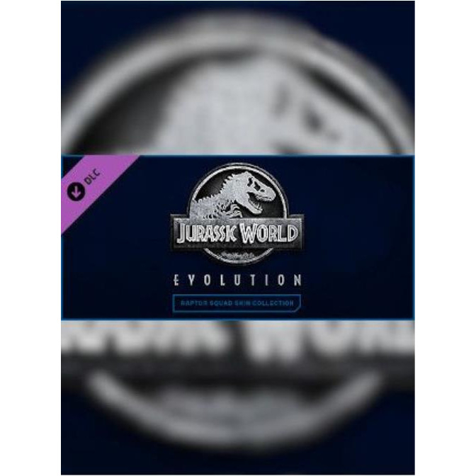 Joc Jurassic World Evolution Raptor Squad Skin Collection DLC Steam Key Global PC (Cod Activare Instant) 0