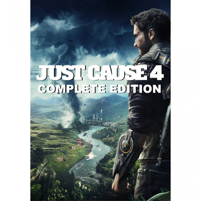 Joc Just Cause 4 Complete Edition Steam Key Global PC (Cod Activare Instant) [0]