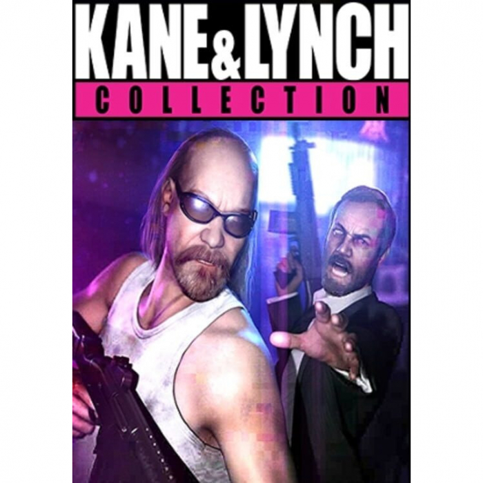 Joc Kane & Lynch Collection Steam Key Global PC (Cod Activare Instant) 0