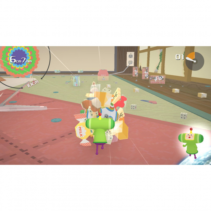 Joc Katamari Damacy REROLL Steam Key Global PC (Cod Activare Instant) 2