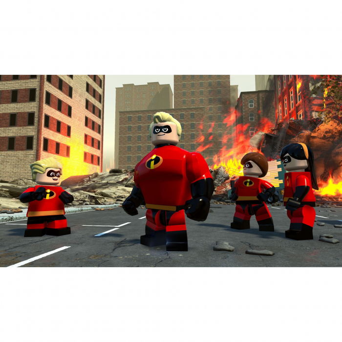 Joc LEGO The Incredibles Steam Key Global PC (Cod Activare Instant) 5