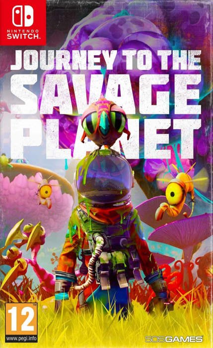 Joc Journey To The Savage Planet Switch 0