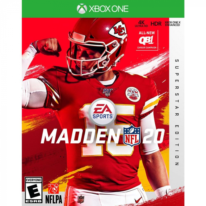 Joc Madden NFL 20 Superstar Edition Xbox ONE Xbox Live Key Global (Cod Activare Instant) 0