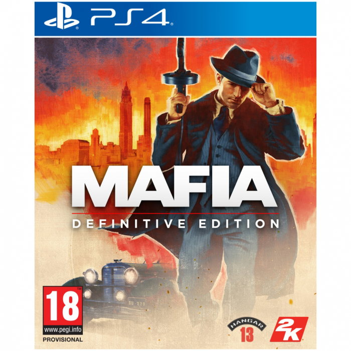Joc Mafia: Definitive Edition pentru PlayStation 4 0