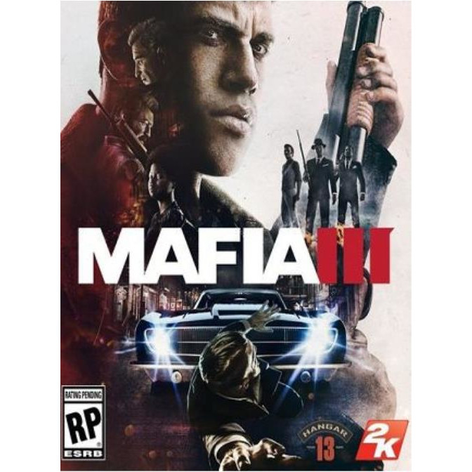 Joc Mafia III Deluxe Edition Steam Key Europe PC (Cod Activare Instant) 0