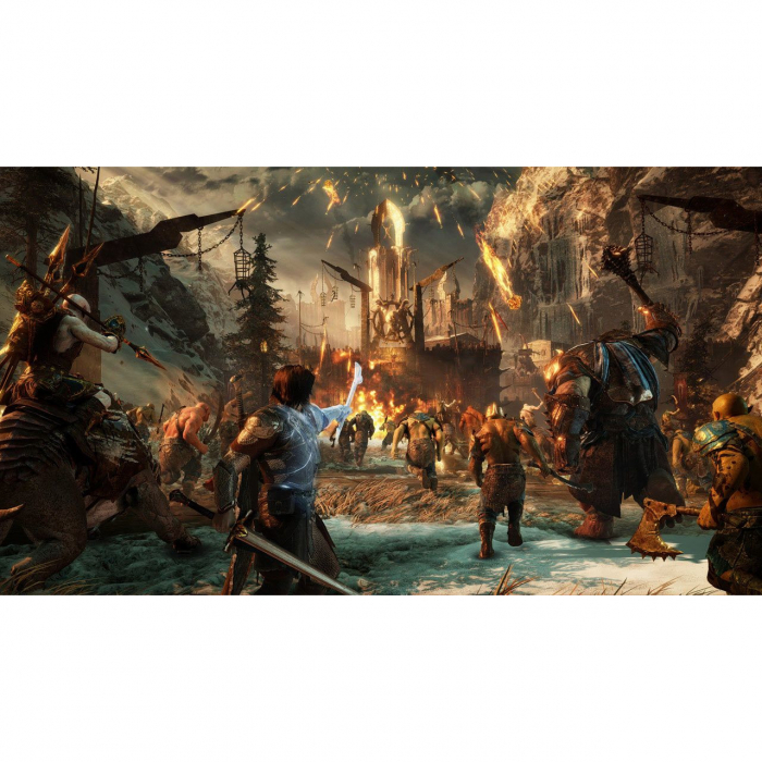 Joc Middle-earth Shadow of War Steam Key Global PC (Cod Activare Instant) 4