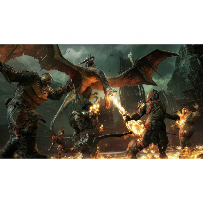 Joc Middle-earth Shadow of War Steam Key Global PC (Cod Activare Instant) 3