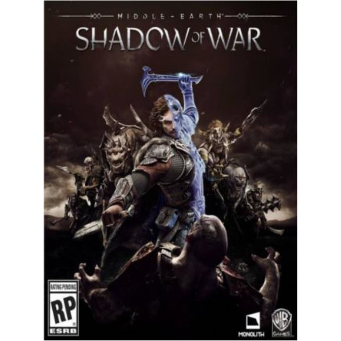 Joc Middle-earth Shadow of War Steam Key Global PC (Cod Activare Instant) 0