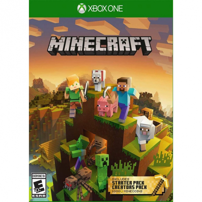 Joc Minecraft Master Collection CD Key pentru XBOX ONE 0