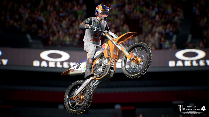 Joc Monster Energy Supercross 4 Pentru PlayStation 5 4