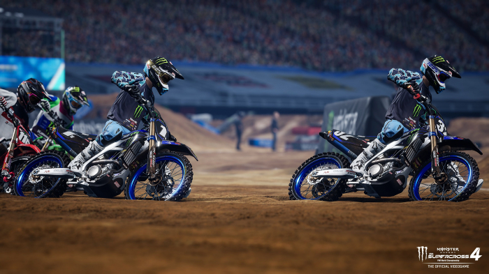 Joc Monster Energy Supercross 4 Pentru PlayStation 5 3