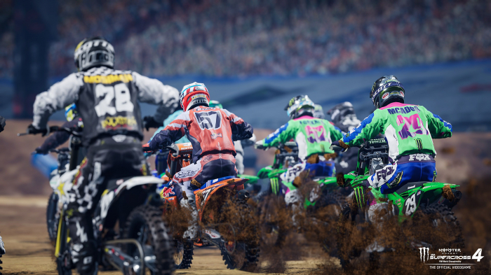 Joc Monster Energy Supercross 4 Pentru Xbox Series X 2