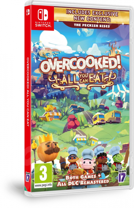 Joc Overcooked! All You Can Eat pentru Nintendo Switch 0