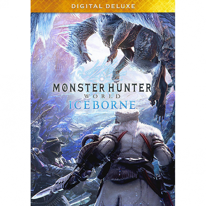 Joc Monster Hunter World - Iceborne Deluxe Edition DLC Steam Key Global PC (Cod Activare Instant) 0
